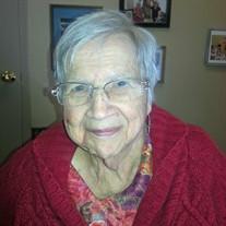 Margaret Jean VanLiew