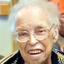 Velva Juanita Morris