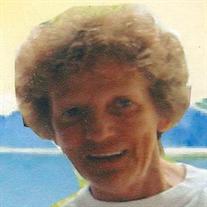 Mary Frances Burrell