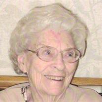 Margaret Mary McMahon