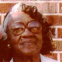 Mrs. Pearl Burnett Gilliam