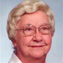 Sister Ann Carmel Segura, O. Carm.
