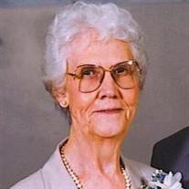 Eva Louise Mott