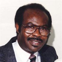 Rev. George W. Lipsey Jr.