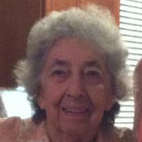 Josephine E. Culver