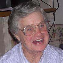 Clara Joyce Morris