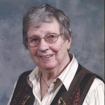 Marjorie Evelyn McKnight