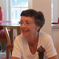 """Mrs. Sandra """"Sandy"""" Jeanne Harrold"""