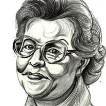 Frances Grace Gabe-Bateson