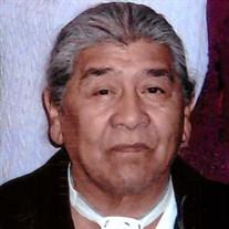 "Cruz ""Blue"" M.  Lozano, Jr."