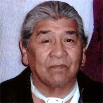"Cruz ""Blue"" M.  Lozano, Jr."