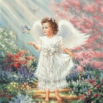 Infant Claire Lucille Norman