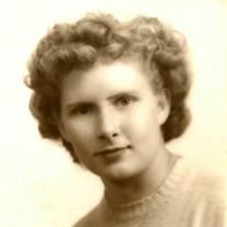 Jane Elizabeth Currie Dudley