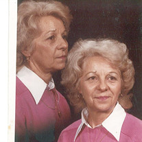 Betty Ernestine Langford Palmer