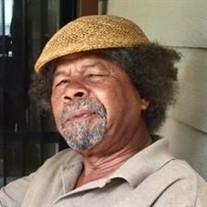 """Mr.  Donald J. """"Blue"""" Rideau"""