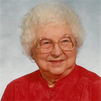 Alma Louise Eck