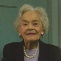 Lucia W. Wilton