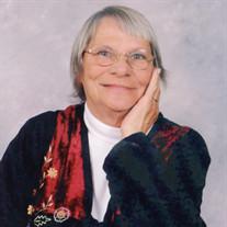 Mary Jane Matthews