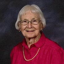 Mrs. Wilma Ruth Hardin