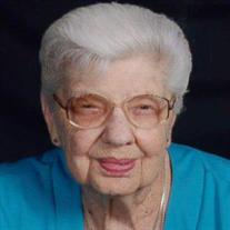 Helen Blanche Rau