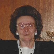Katherine Judy Stoker Guthrie