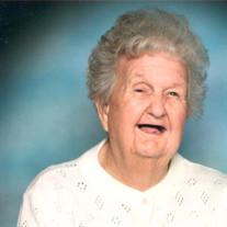 Wanda Glass Mitchell