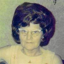 Caroline Spradley Anderson