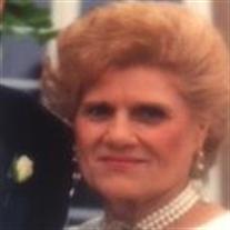 Mrs Olga Lorraine Zachar Walek Ph.D.