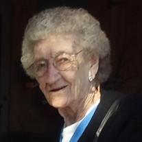 June Van Meter