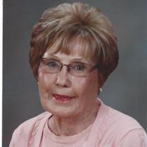 Gladys McPeek Crawford (Lewellyn-Wolfe)
