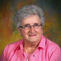 Mrs. Wanda Christine McAnally