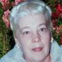 Mrs. Betty Jane Ehrhard of Hoffman Estates