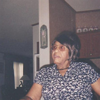 Mrs. Alberta McCullough Johnson