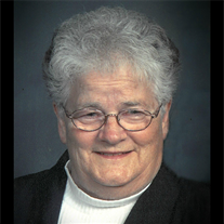 Caroline Faye Hamilton