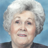Mrs. Jennie Lee Thrasher