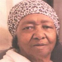 Mrs. Della Mae Curry Lunsford
