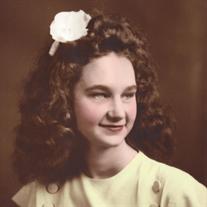 Frances Louise Warner