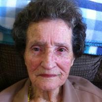 Vera Ruth (Lignitz) Spatig