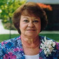 Claudie Marie  Green Langford
