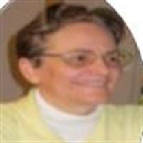 Sr. M. Rose Theresa (Marita Rose) Clement