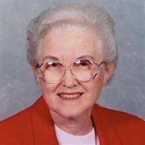 Martha Mann Bobo