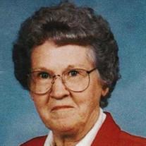 Gladys M. Schomberg