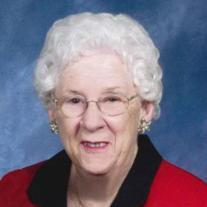 Mrs. Clara Burgess Luck