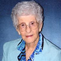 Mrs. Mildred Irene Walker Carlton