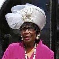 Mrs. Ruth Mae King