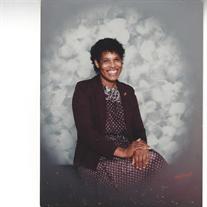 Mrs. Willie Louise Jackson