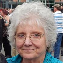 Patricia Faye Whitten