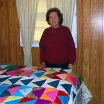 Mrs. Myrtle Joyce Collins