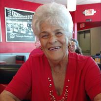 Mrs. Shirley Jean Hamilton