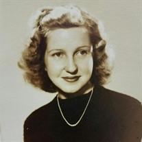 Mrs. Martha Bass McAuley